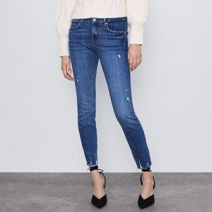 Zara Premium Skinny Jeans